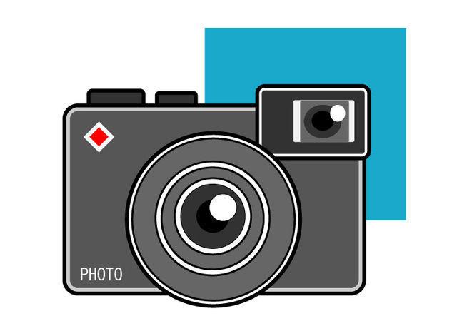 画像 : カメラのイラスト集 ... : かめ イラスト : イラスト